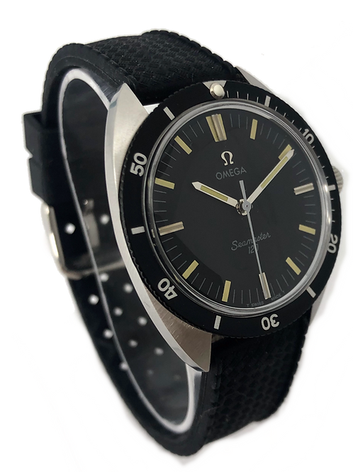 Omega Seamaster 120 Recreation Watch