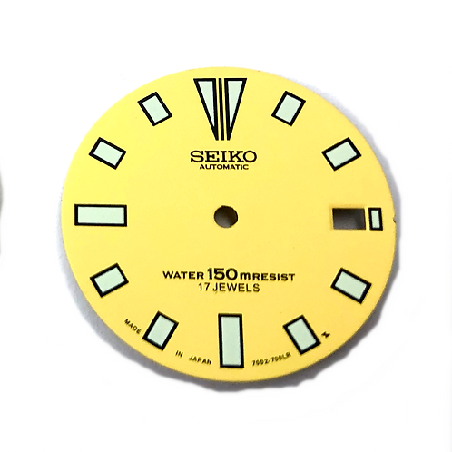 New Aftermarket Seiko 7002 Dial & Chapter ring - JAPAN