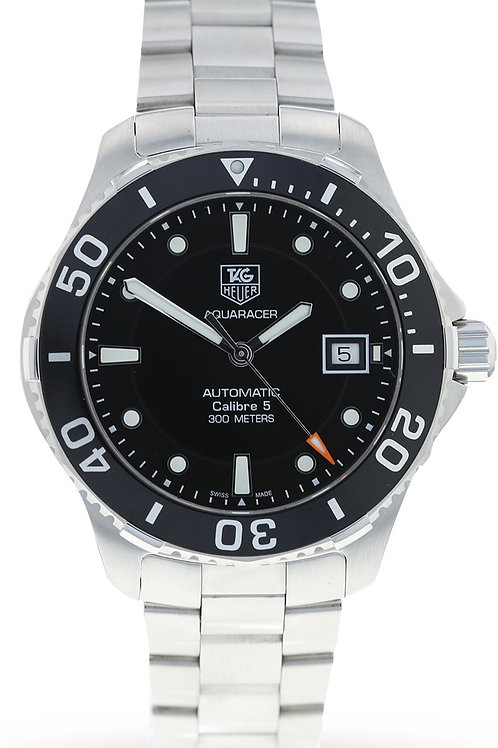 TAG Heuer Aquaracer Cailbre 5 Automatic Watch - New Old Stock