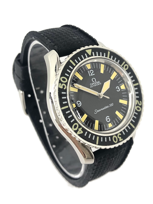 Omega Seamaster 300 Automatic Recreation Watch