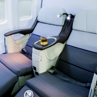 European Aviation seats using the Jet Stream