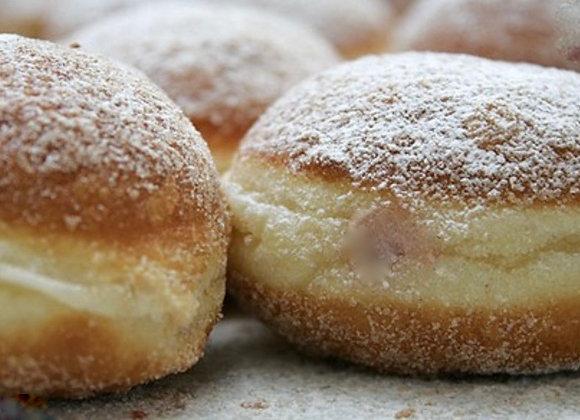 Donut custard