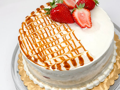 Strawberry Tres Leches