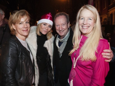 Our Street Party Is Back With Our Lovely Patron Juliet Stevenson