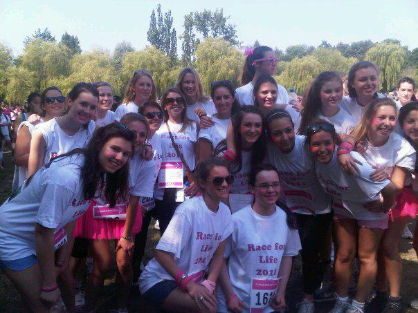 race for life 2011 1
