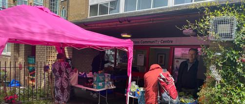 Ringcross Community Centre Food Bank