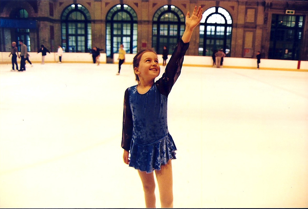 Allie at Ally Pally