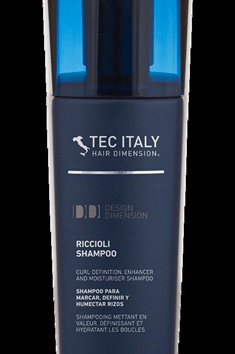 Tec Italy Riccioli Shampoo