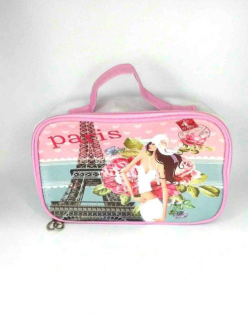 Cosmetiquera Girl In Paris