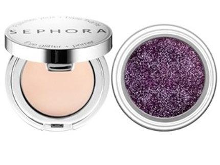 Sephora Glitter Dúo Violeta