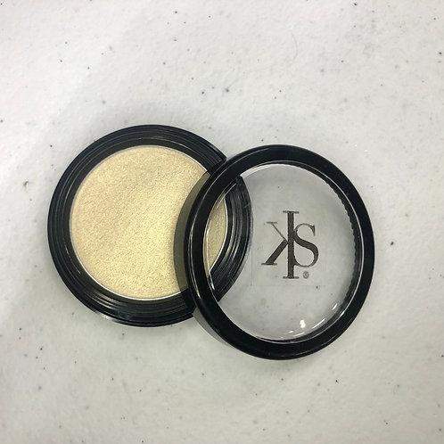Sombra Glitter Amarilla KIS