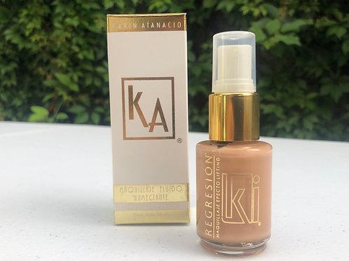 Base de Maquillaje Bronce Regresión KIS