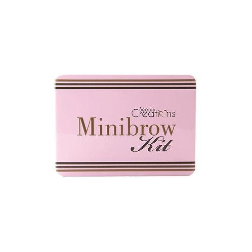 Minibrow Kit/ Mini Kit para Cejas Beauty Creations