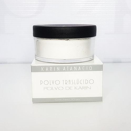 Polvo Translúcido Blanco HD