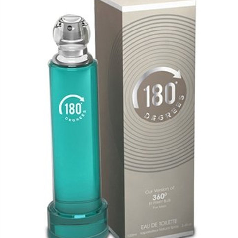 180° Degrees Mirage Brands Eau de Parfum