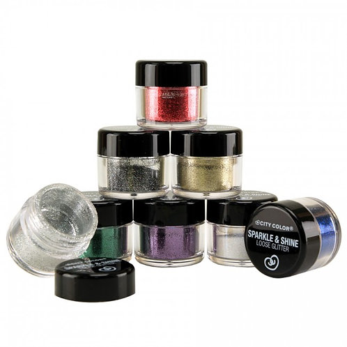 Sparke & Shine Loose Glitter City Color