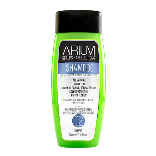 Shampoo 02 Arium