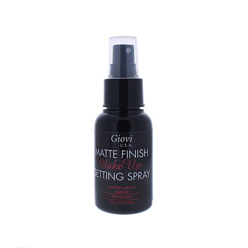 Matte Finish Setting Spray Giovi