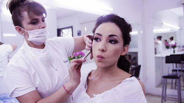 maquillaje para evento novia, quince años, boda