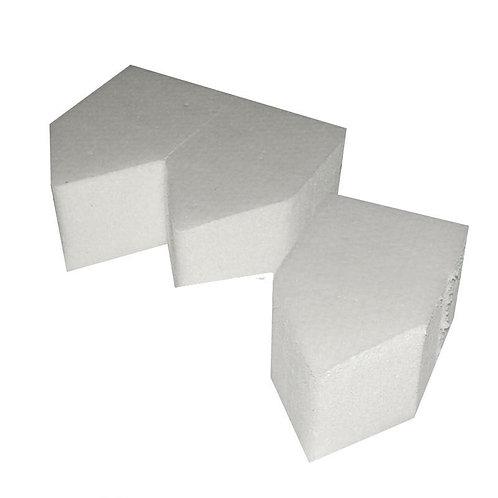 Dúo Esponjas Triangulares KA