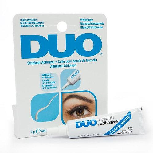 Pegamento para pestañas Azul Duo