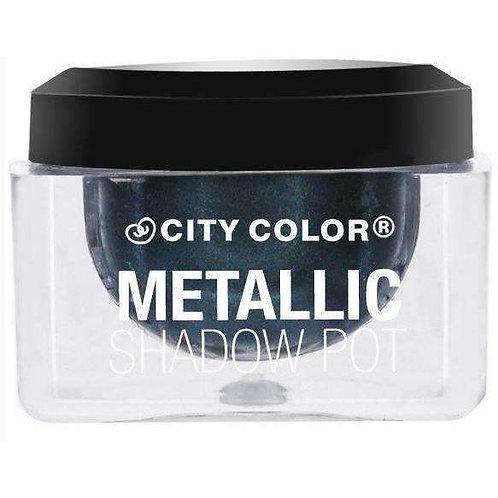 Metallic Shadow Pot City Color