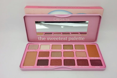 The Sweetest Palette BC