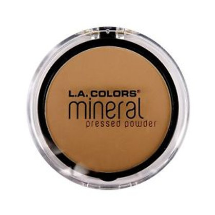 LA Colors Minerals Compressed Powder