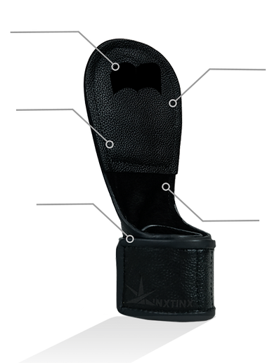 Proglove - All-in-1 Weight Training Gloves