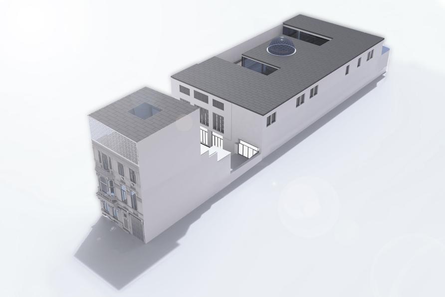 perspective+bâtiment