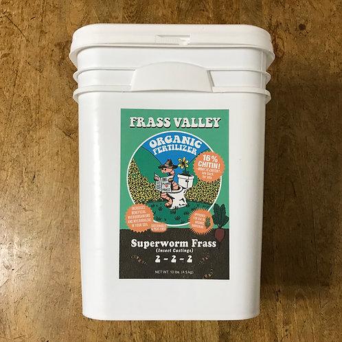 10 lb Superworm Frass