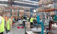 Sebel Furniture Minto - Performance Drivers Consortium site tour