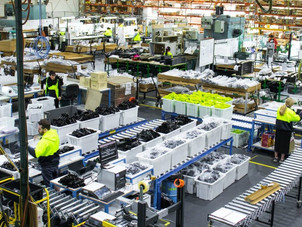 The Australian manufacturing industry is ripe for positive disruption