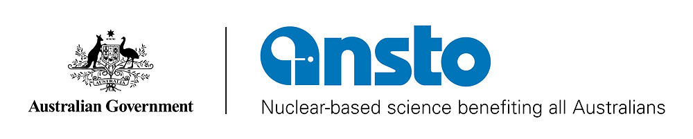ANSTO logo on site visit report