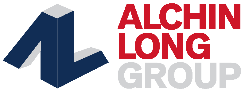 Alchin Long Group logo on site visit report