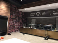 Wall and Menu Graphics