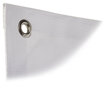 BANNER with GROMMET