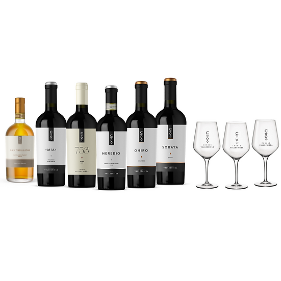 Gold Wine Pack - Limited Edition