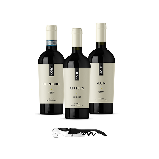 Silver Wine Pack - Limited Edition