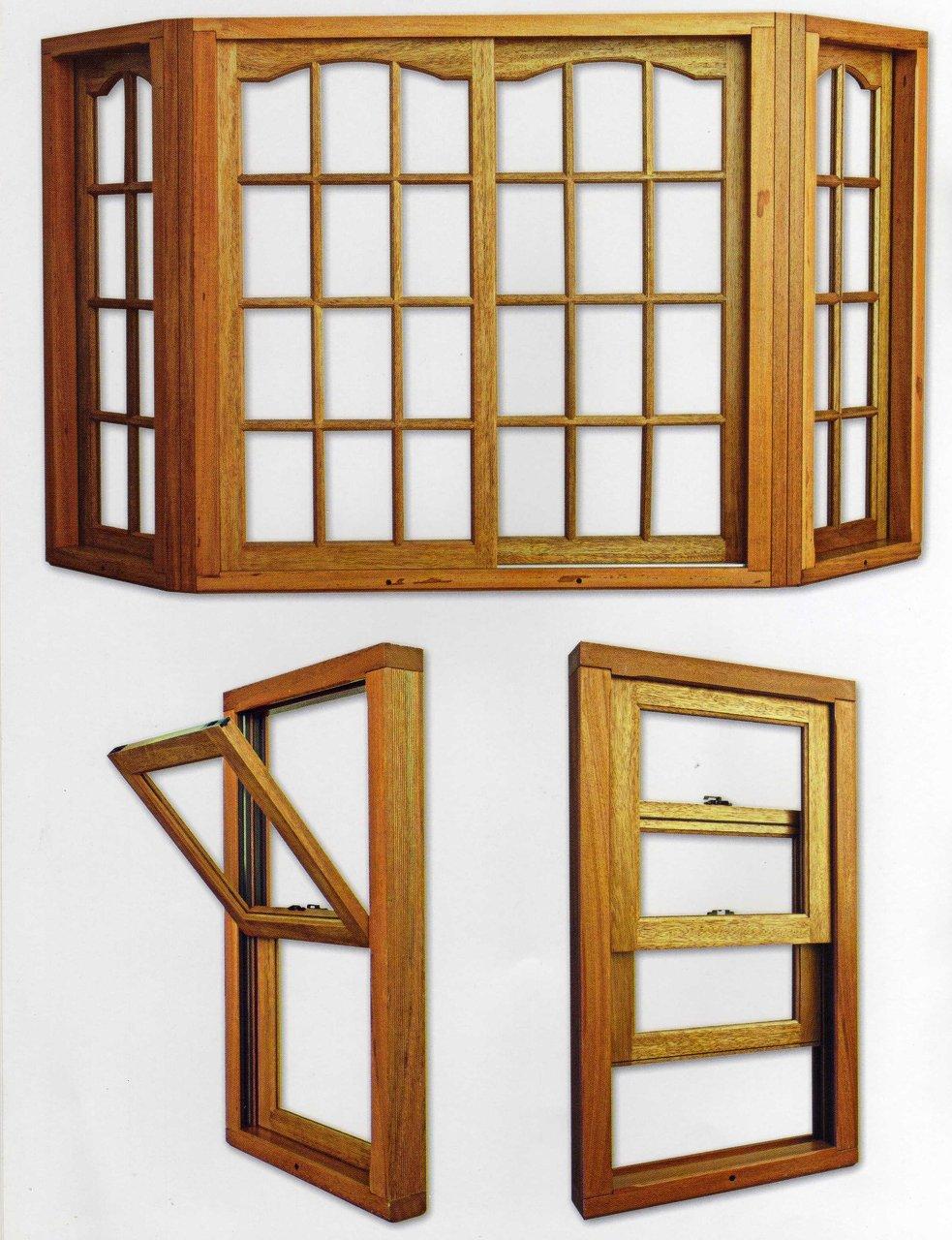 guillotinas y bow windows
