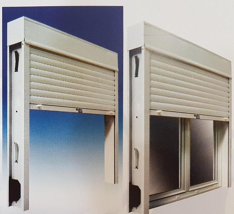 Sistema Compacto de Aluminio