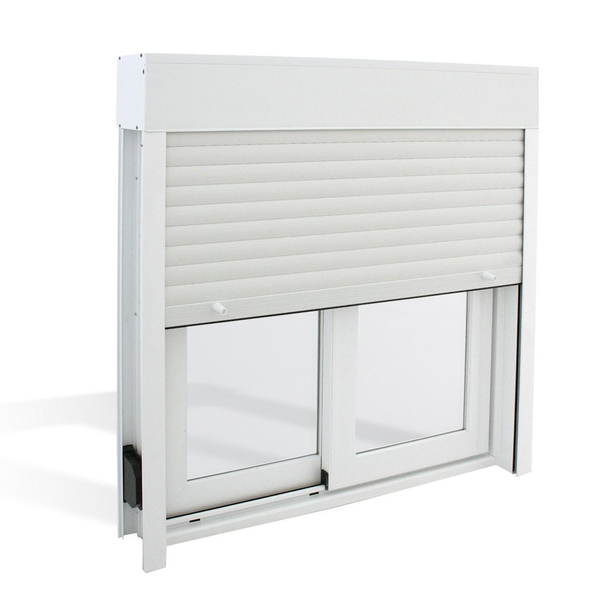 Cajón Compacto Cortina de Aluminio