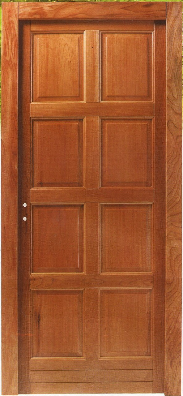 Puerta 8 tableros