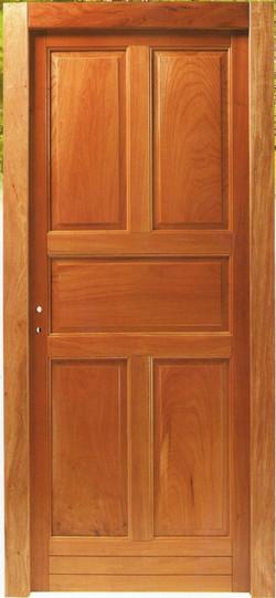 Puerta vidrio repartido