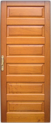 puerta 6 tab horizontales
