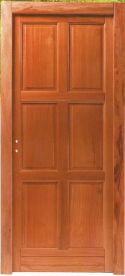 puerta 9 tableros cuarto punto