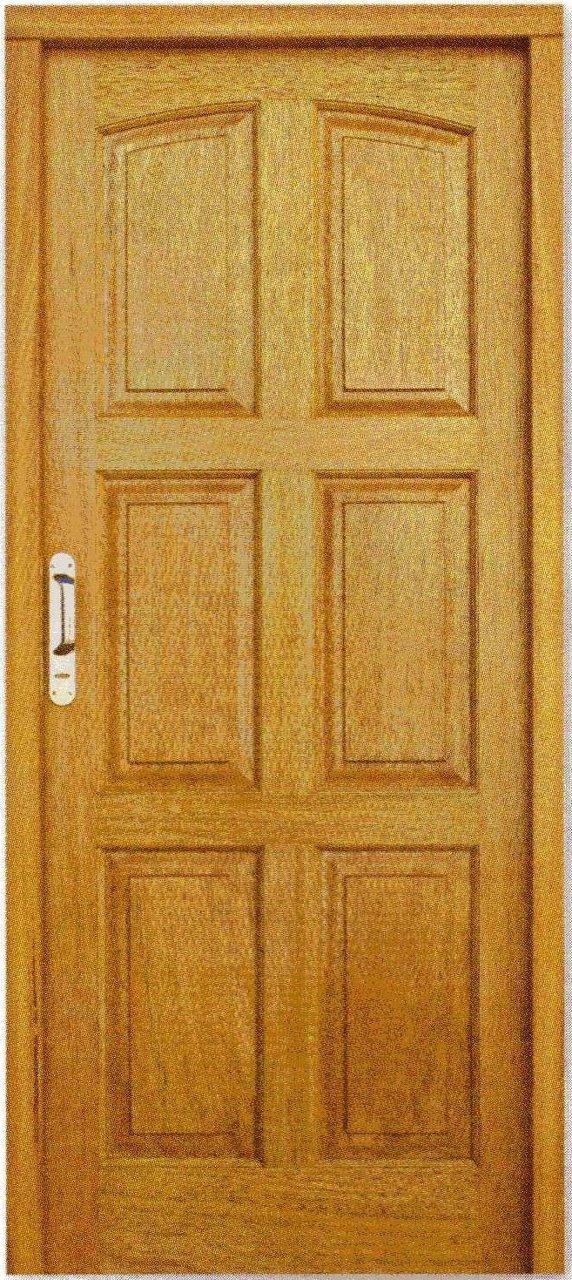 Puerta 6 tableros