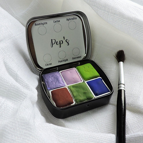 Palette Pep's
