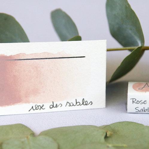 Rose des sables