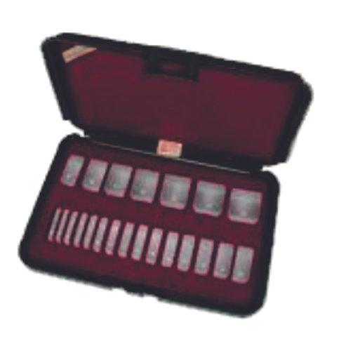Caixa de Prismas com 22 unidades